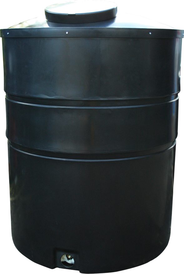Insulated Water Tank : Ecosure insulated litre water tank