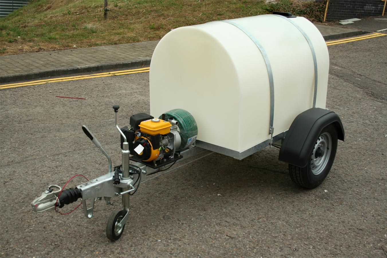 Ecosure Ecosure 1000 Litre Water Bowser Highway C W Pump