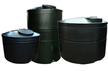 1100 Litre - 5000 Litre Water Tanks
