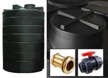 20,000 Litre Water Tank