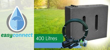 400 Litre EasyConnect System