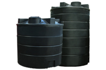 6250 Litre - 25,000 Litre Water Tanks