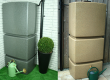 800 Litre Water Butts