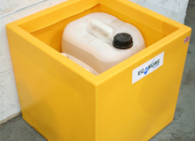 Midi EcoBund Chemical Storage Container