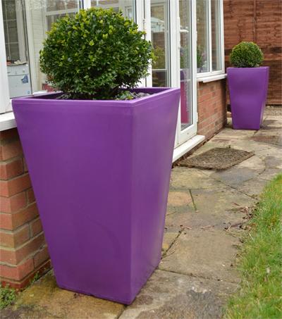 Ordinaire Blooming Marvelous   Cambridge   Purple Large Planter